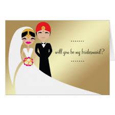 Bride Cards Henna Bride Cards U0026 Invitations Zazzle Co Uk
