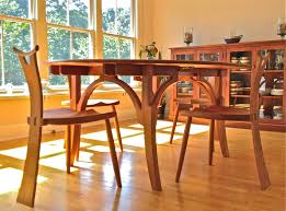 custom dining room table custom woodworking geoffrey warner studio