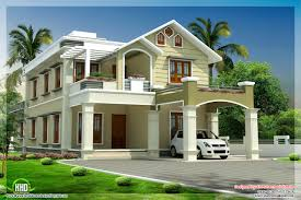 beautiful two floor house design kerala home plans building