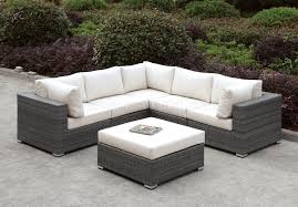 somani cm os2128 12 outdoor patio l shaped sectional sofa set