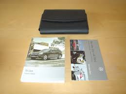 mercedes benz w164 m class facelift owners manual handbook 2007