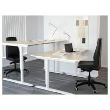 White Ikea Corner Desk by Ikea Bekant Electric Desk Decorative Desk Decoration