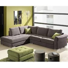 canap bilbao canapé d angle gris en tissu bilbao 12 coloris de coussins au choix