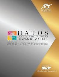 nissan versa yuma az datos az book 2016 20th edition by arizona hispanic chamber of