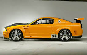 ford mustang gtr ford and nelly teamed up to debut one of the