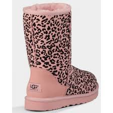 ugg womens boots pink ugg rosette boots pink 1006072