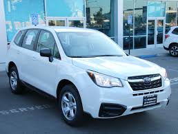 certified used 2018 subaru forester for sale near los angeles
