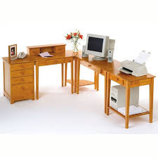 Studio Trends Desk by 5 Piece Studio Home Office By Winsome Wood