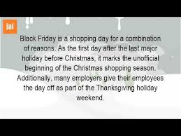 what is the black friday