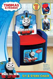 amazon com thomas friends sit n store chair toys games