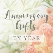 gifts for wedding anniversary gift guide wedding anniversary gifts by year the goods
