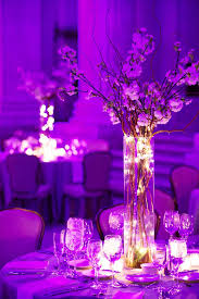 Lights In Vase Fairy Light Filled Bell Jars As Wedding Decor Tall Cylinder