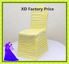 Chair Cover Factory 2016 Free Shipping Spandex Ruffled Chair Cover Factory Price In