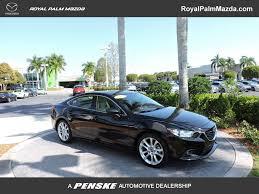 used mazda 2014 used mazda mazda6 4dr sedan manual i touring at royal palm
