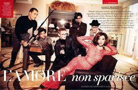 Monica Bellucci Vanity Fair Monica Bellucci For Vanity Fair Italia Oh No They Didn U0027t