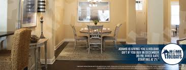 Atlanta Flooring Design Charlotte Nc by Southern Home Builders Affordable New Homes For Sale Adams Homes