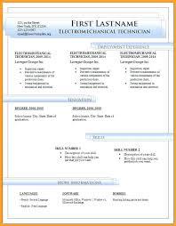 Ms Word 2007 Resume Templates Resume Samples In Word 2007 Resume Template For Ms Word Educator
