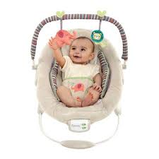 Bright Starts Comfort And Harmony Swing Cradling Bouncer Cozy Kingdom
