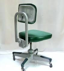 desk chairs mid century leather office chair nz vintage modern