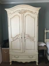French Provincial Armoire French Country Armoires And Wardrobes Ebay