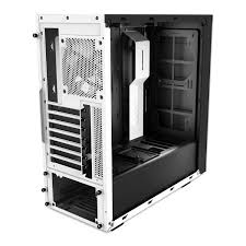 amazon computer cases black friday nzxt s340 mid tower pc case white amazon co uk computers