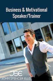 Motivational Business And Keynote Speakers Business And Motivational Keynote Speaker Spencer Ellis Hire