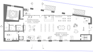 Bookstore Design Floor Plan | housing works bookstore cafe new york ny on behance