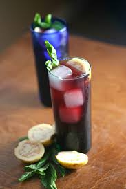 red wine guava spritzers sweet life