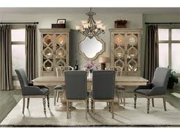 riverside dining room double pedestal dining table dining table