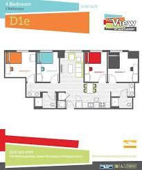 20 best the view floor plans images on pinterest floor plans