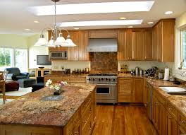 Kitchen Cabinets And Flooring Combinations Miraculous Kitchen Cabinets And Flooring Combinations Captainwalt