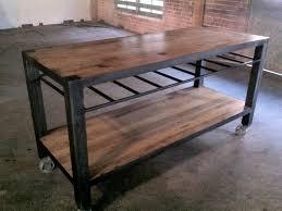 handmade kitchen island furniture by district millworks