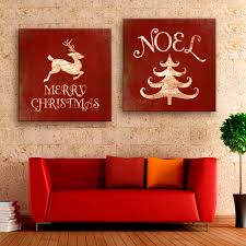 online get cheap christmas oil painting aliexpress com alibaba