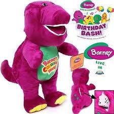 barney dinosaur ebay