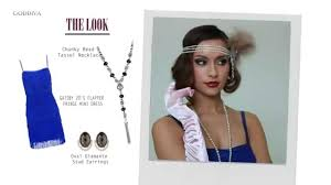 do it yourself hairstyles gatsby you tube cool gatsby makeup ideas and dresses for halloween party http