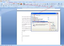 Create A Spreadsheet In Excel How To Insert Objects Into Word By Embedding Or Linking Ms Word
