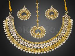 gold set in pakistan pearl golden jewellery set price in pakistan m008867 prices