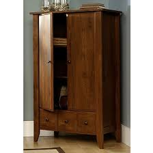 Shaker Style Armoire Bedroom Furniture Mission Furniture Craftsman Furniture