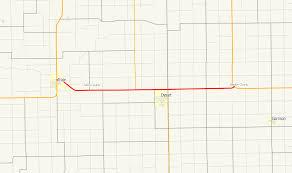 Iowa State University Map Iowa Highway 8 Wikipedia