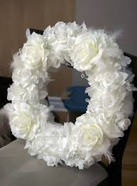 wedding wreaths 17 best wedding wreaths images on wedding wreaths