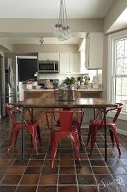ikea industrial industrial meets farmhouse table hack sypsie designs
