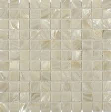 of pearl oyster white glass tile tilebar com