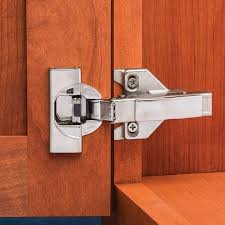 Soft Close Interior Door Hinges Blum 110 Soft Close Blumotion Overlay Clip Top Hinges For Face