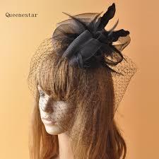 aliexpress com buy new black hair clip women halloween fancy