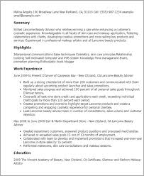 emejing skin care consultant cover letter photos podhelp info