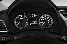 nissan awd sedan 2015 nissan sentra gauges interior photo automotive com