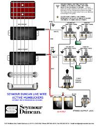 wiring diagram for emg active pickups u2013 the wiring diagram