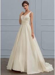 duchesse linie v ausschnitt sweep pinsel zug tull brautkleid mit applikationen spitze blumen gefaltet p866 alexandria callista plus size wedding dresses a linie empire