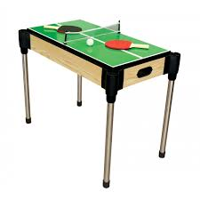4 In 1 Game Table 36