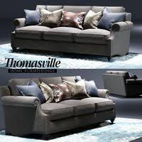 Thomasville Ashby Sofa by Thomasville 3d Models